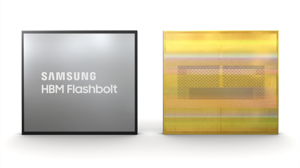 Samsung HBM Flashbolt