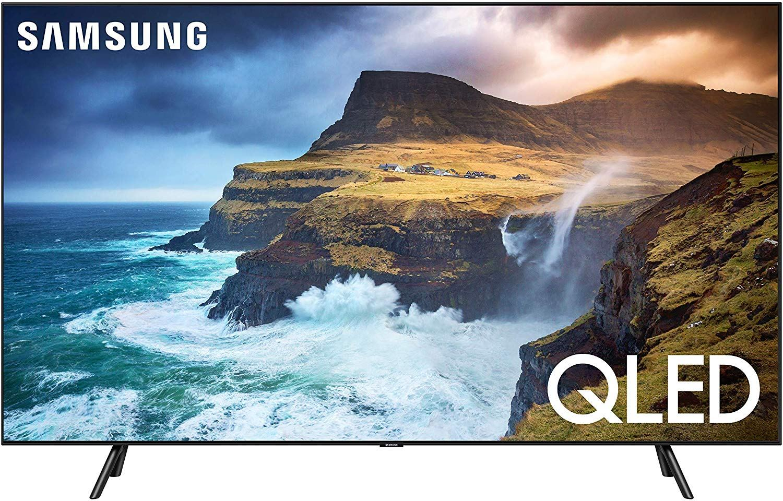 new Samsung TV
