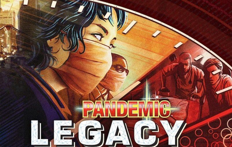 Pandemic Legacy Season 3