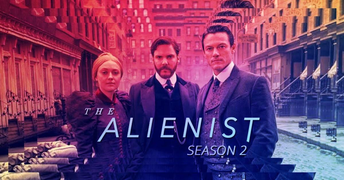 The Alienist Season 2