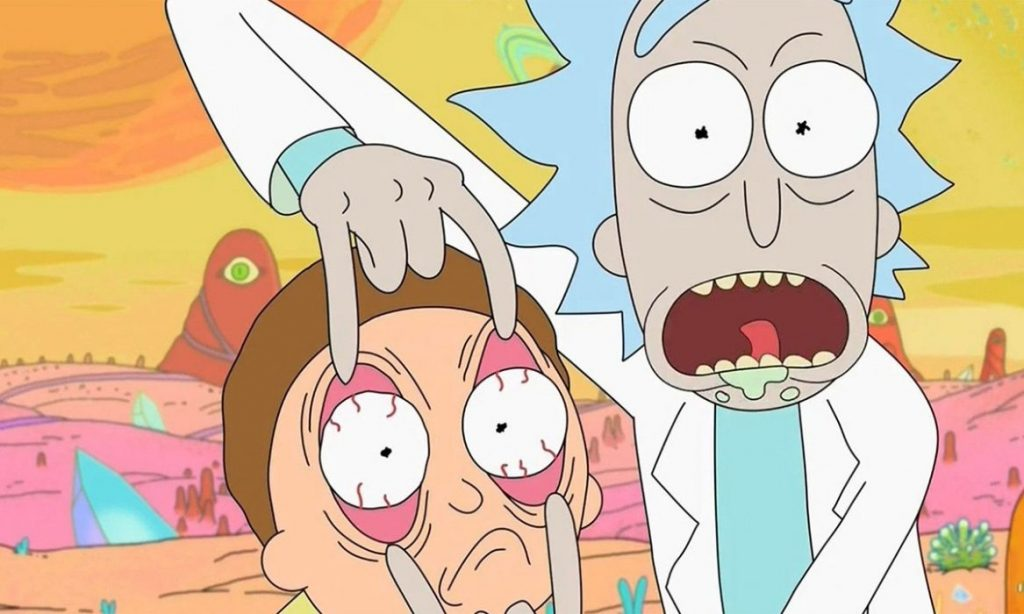 Rick and Morty Season 5 renewal