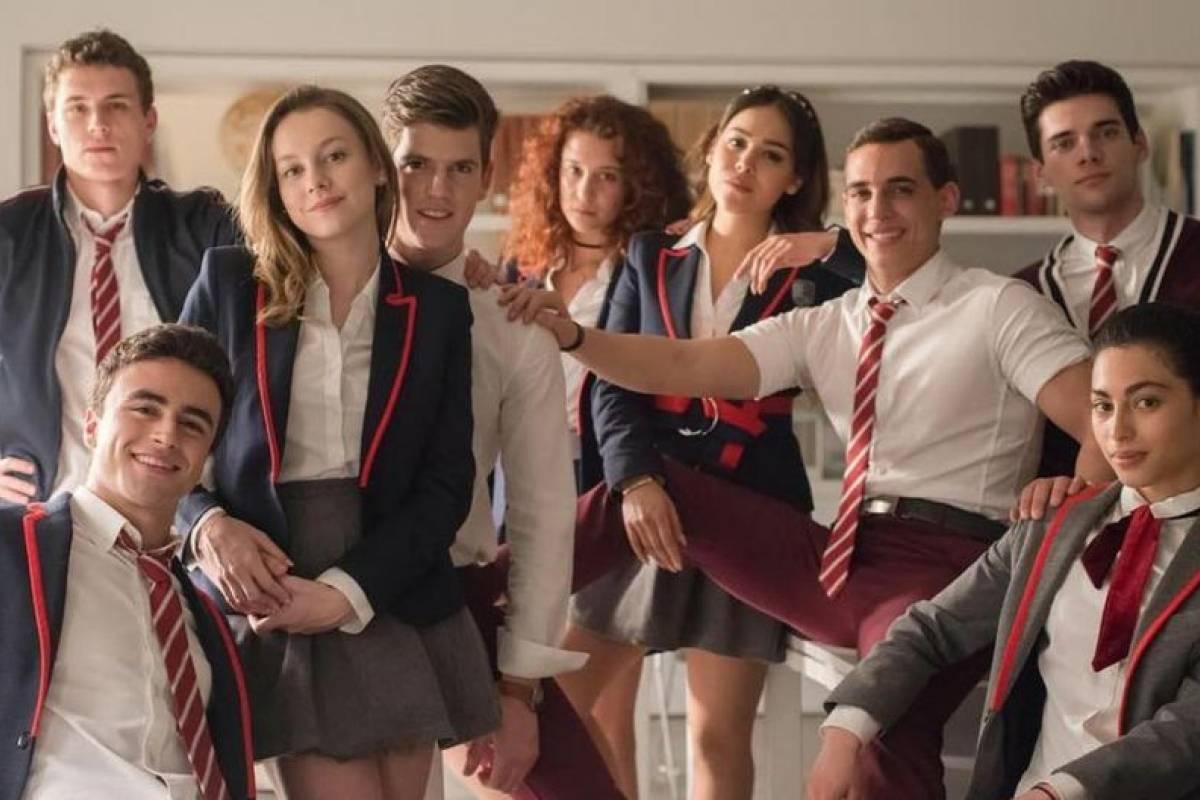 Elite Season 4: Netflix Renewed The Spanish Drama, Cast Details, And More