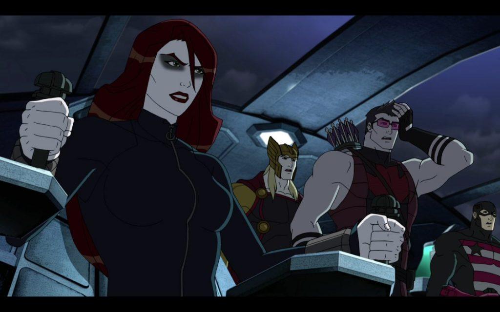 Avengers Assemble Season 6