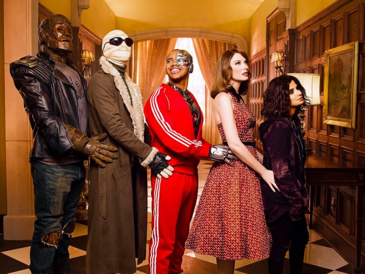 Doom Patrol Season 2 Trailer Out Take Over By Hbo Release Date