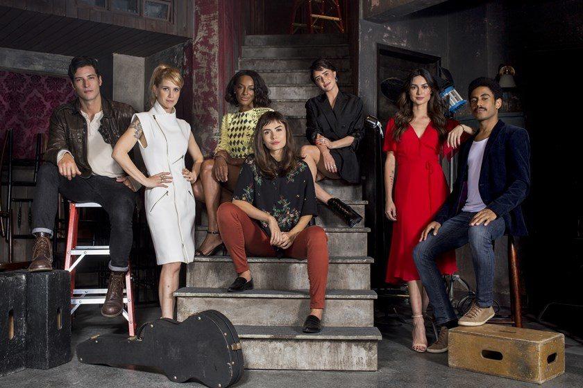 Girls From Ipanema Season 2 Cast
