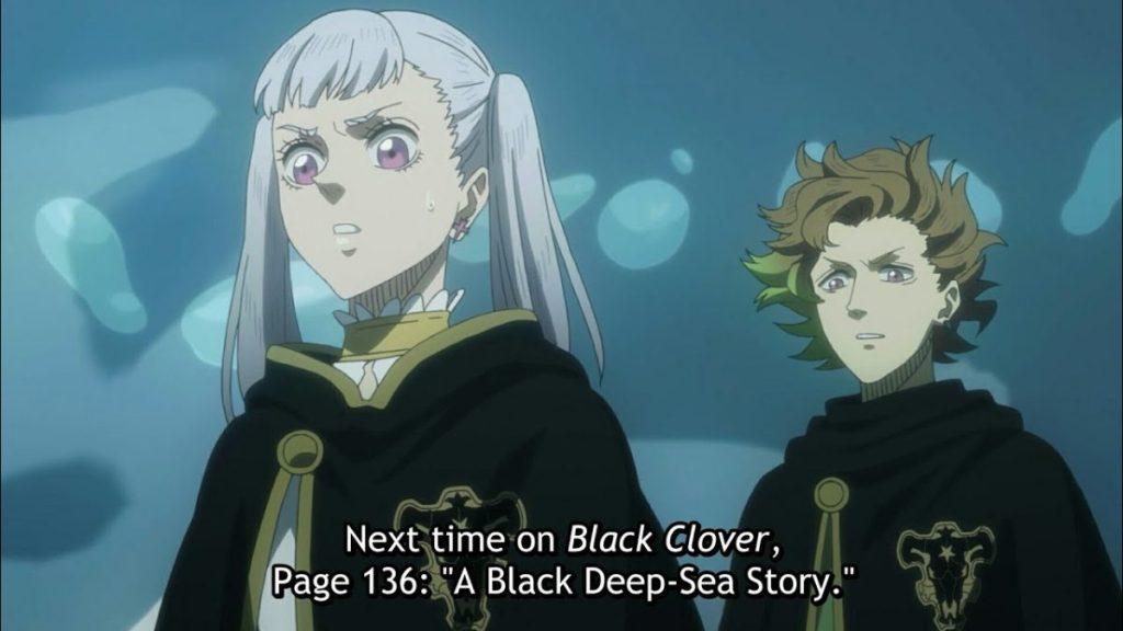 Black Clover Episode 136 Spoilers