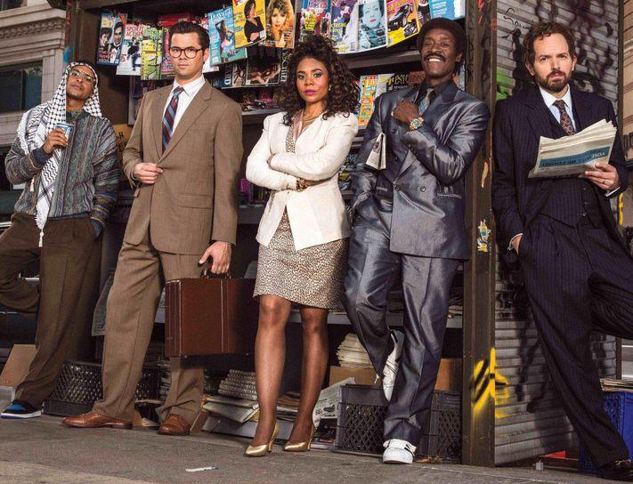 Black Monday Season 3 Cast