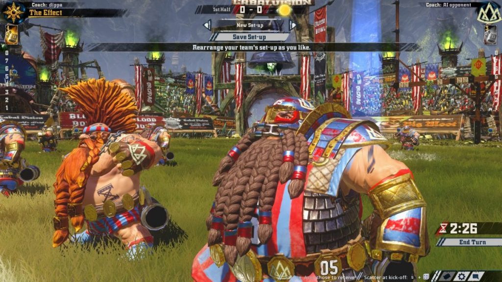 The Blood Bowl 3