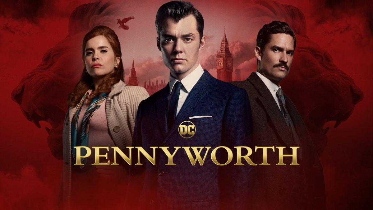 Pennyworth Season 2