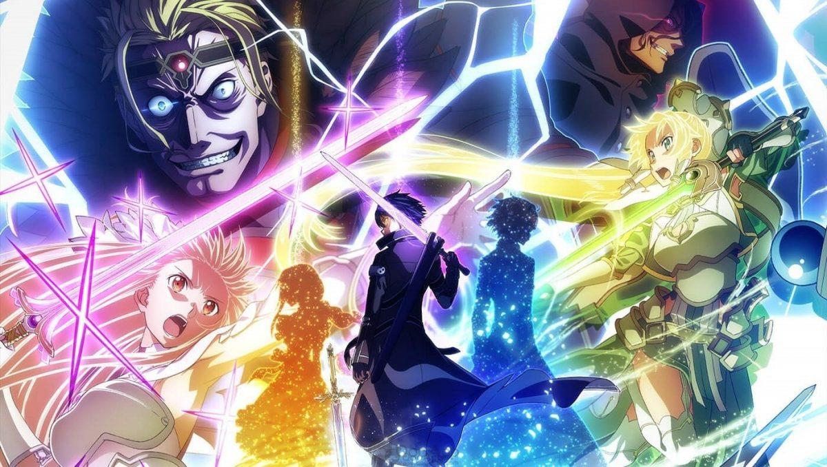 Sword Art Online: Alicization - War Of Underworld: Season 2 Episode 3