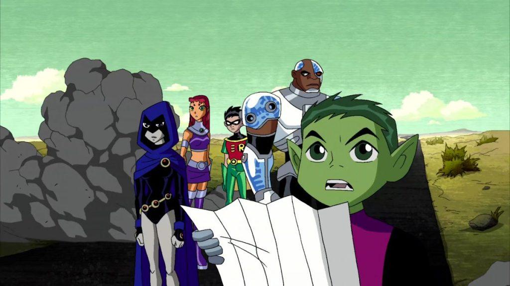 Teen Titans Season 6