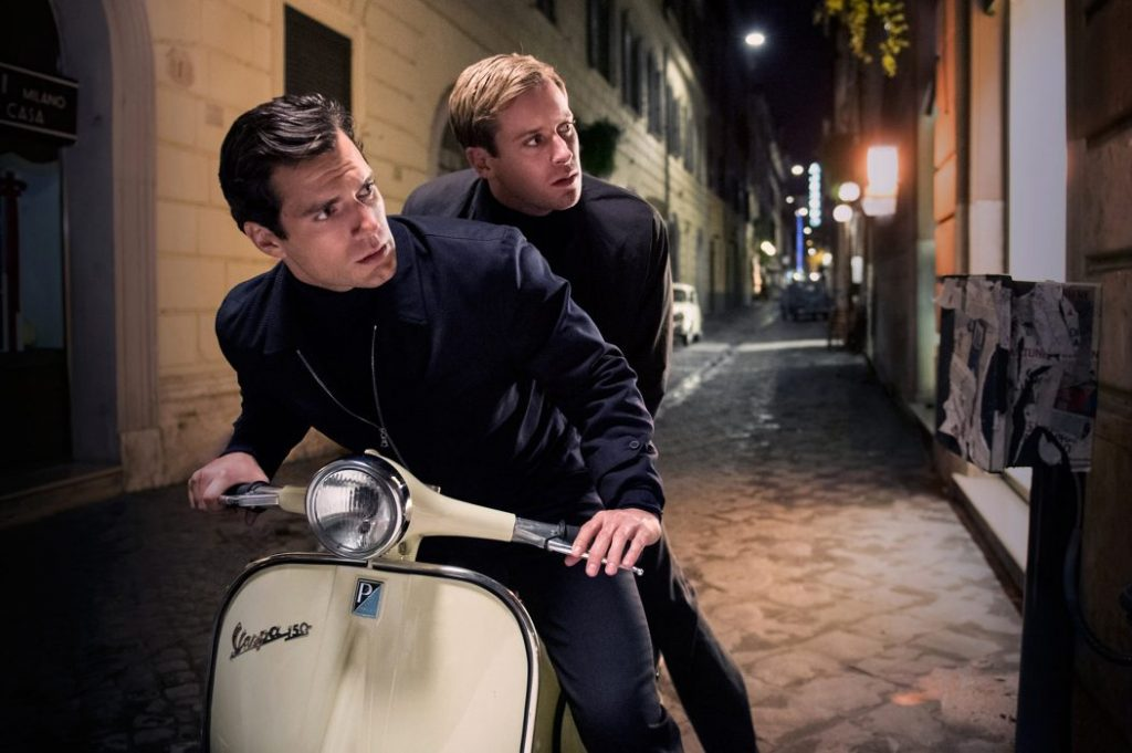 The Man From U.N.C.L.E. 2 Production