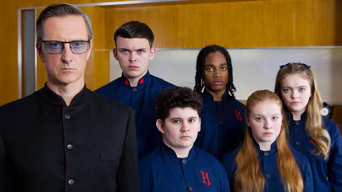 The demon headmaster season 2