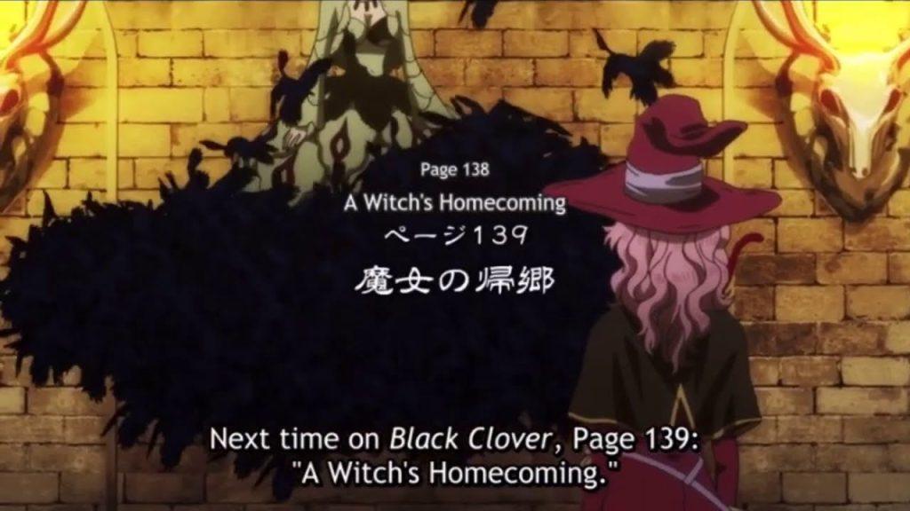 Black Clover Episode 139