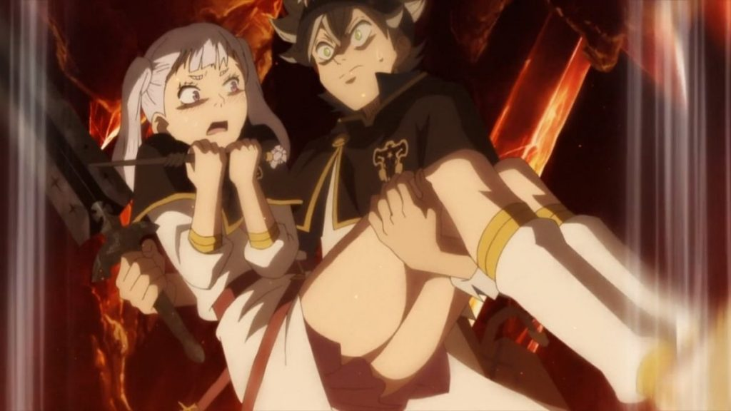 Black Clover Episode 140
