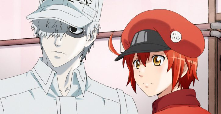 Cells At Work Season 2