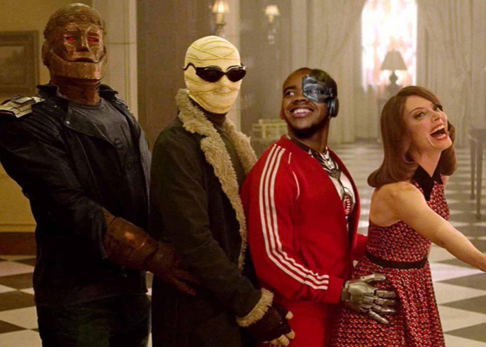 Doom Patrol Season 3 Renewal