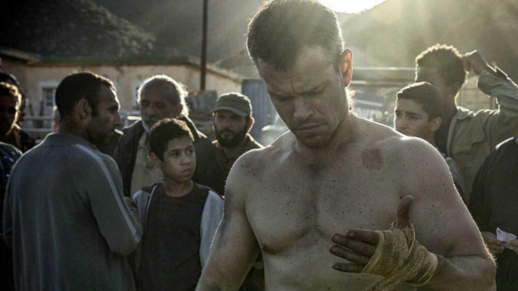 Jason Bourne 6 Renewal