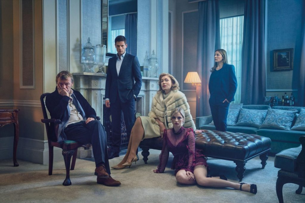 McMafia Season 2 Cast