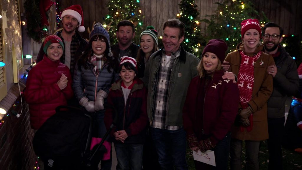 Merry Happy Whatever Season 2 Cast