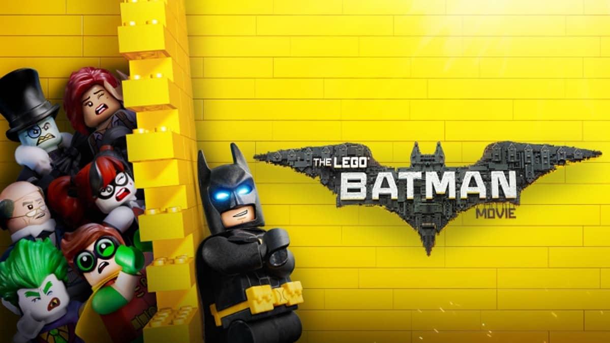 The Lego Batman Movie 2