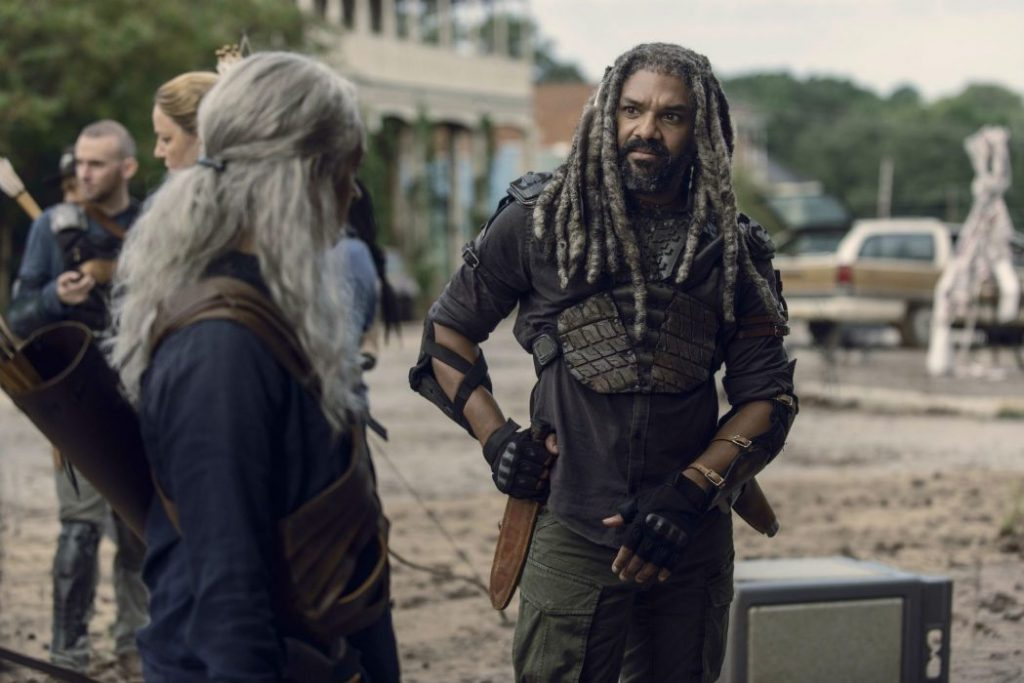 The Walking Dead Season 11 Production