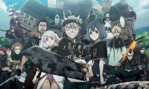 Black Clover Episode 142
