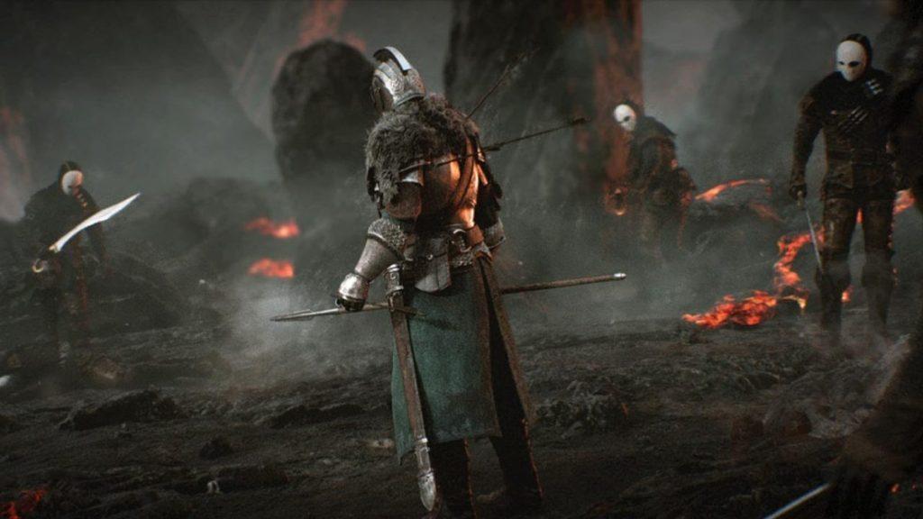 Renouvellement de Dark Souls 4