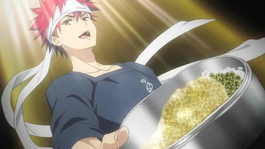 Food Wars Season 5 Episode 13