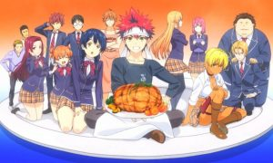 Food Wars Season 6