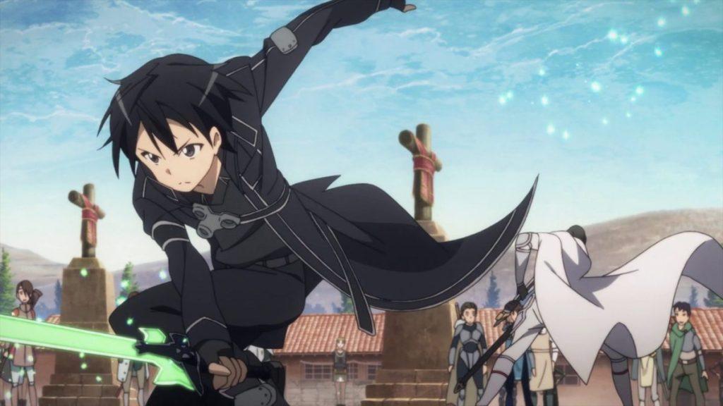 Sword Art Online Season 3 Episode 8