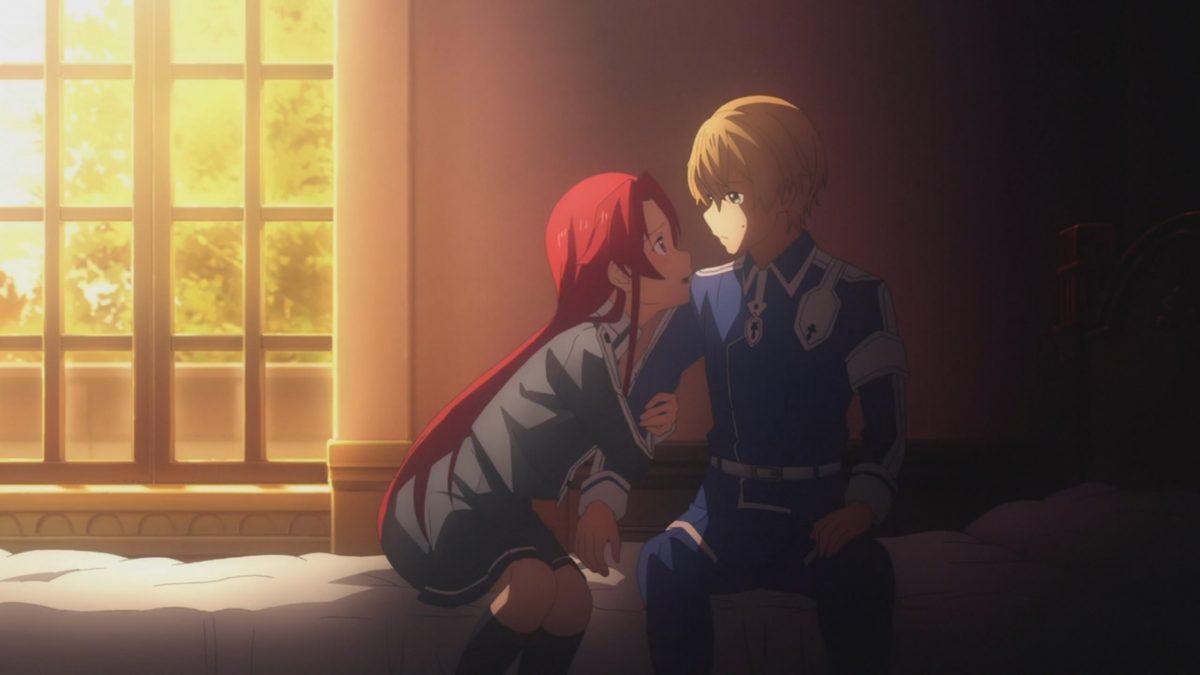 Sword Art Online Season 3 Episode 9