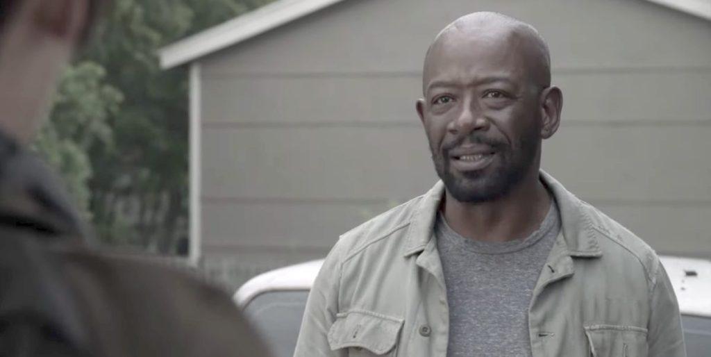 Morgan actor reveals