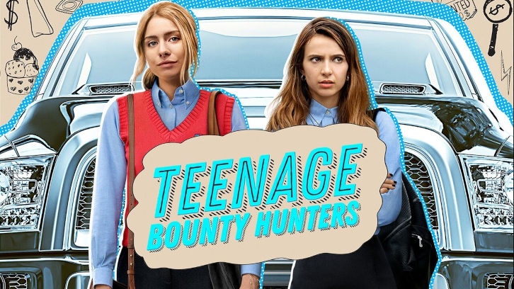 Teenage Bounty Hunters Season 2