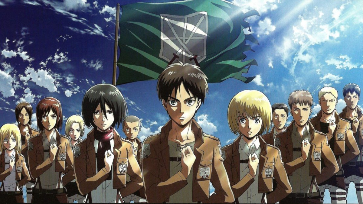 Attack On Titans Season 4