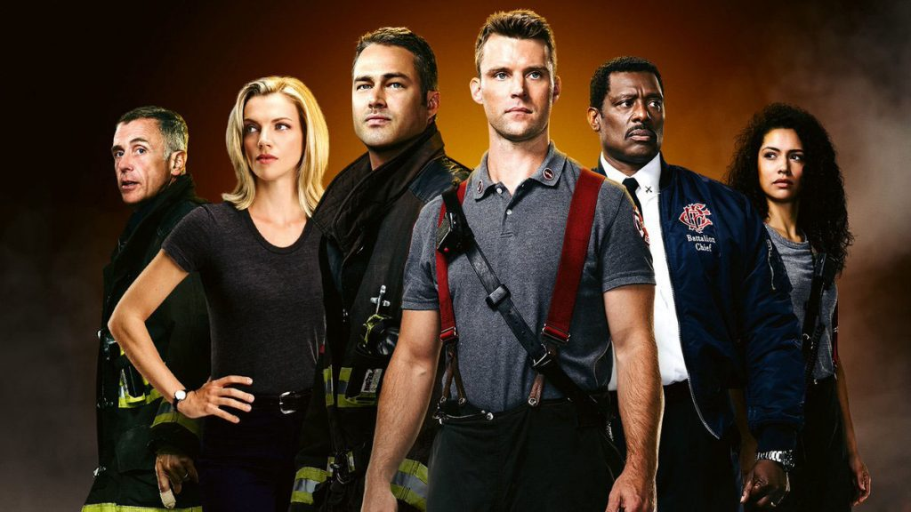Chicago Fire Season 9