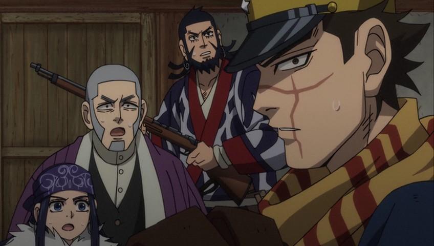 Golden Kamuy Season 3 Episode 2