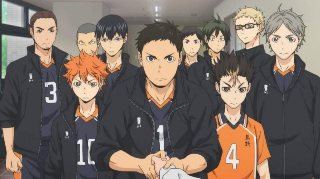 Haikyuu Season 4 Episode 16