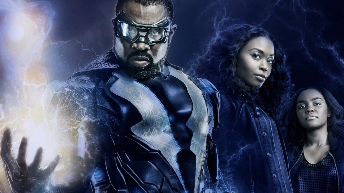 Black Lightning Season 4