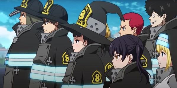 Fire Force Season 2 Episode 16