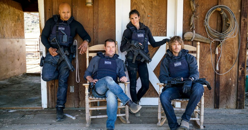 NCIS Los Angeles Season 12