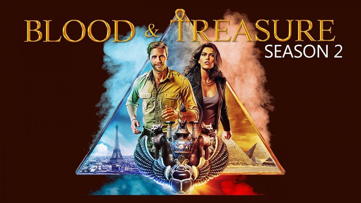 Blood & Treasure Season 2