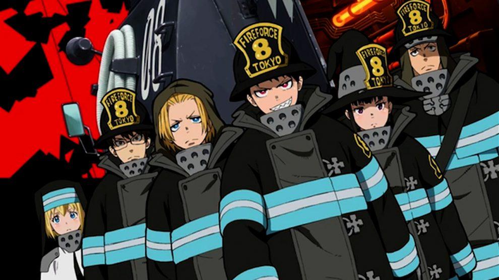 Fire Force Season 2 Episode 21