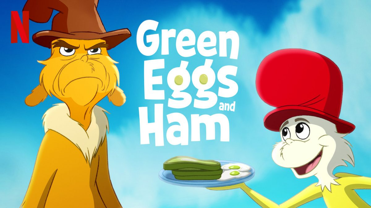 Green Eggs & Ham Season 2
