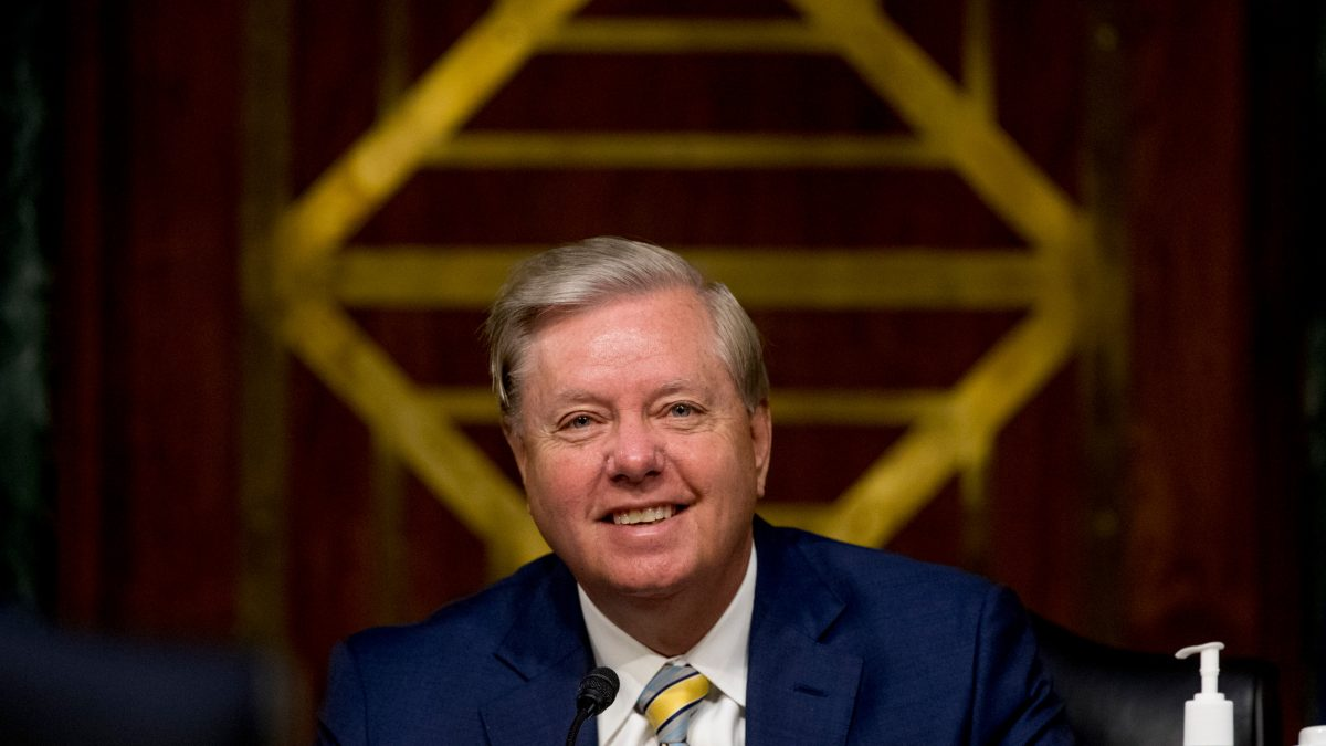 Is Lindsey Graham Married?