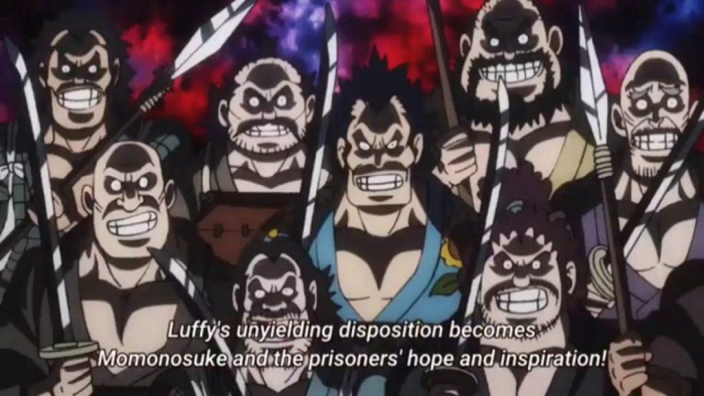 One Piece Episode 950