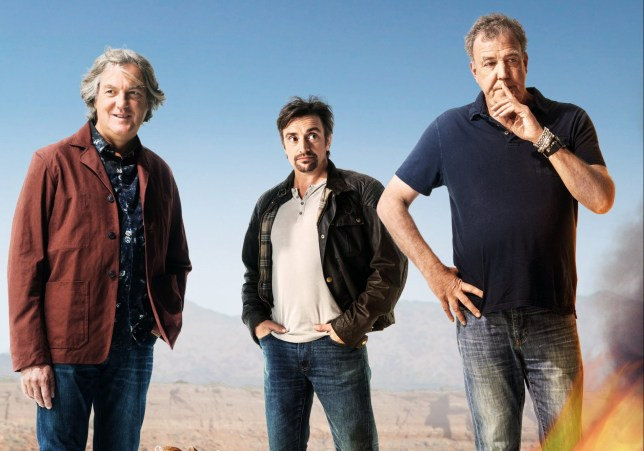 The Grand Tour Season 4 The Scotland Special
