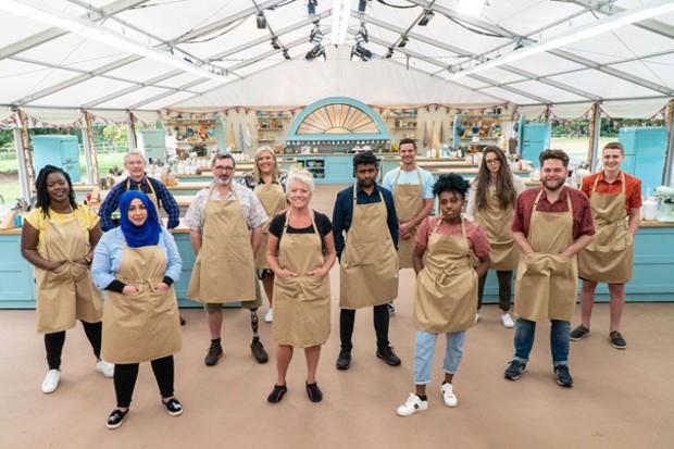 The Great British Bake Off Season 12