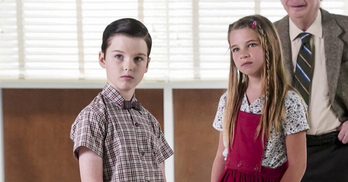 Young Sheldon Season 4 Episode 3