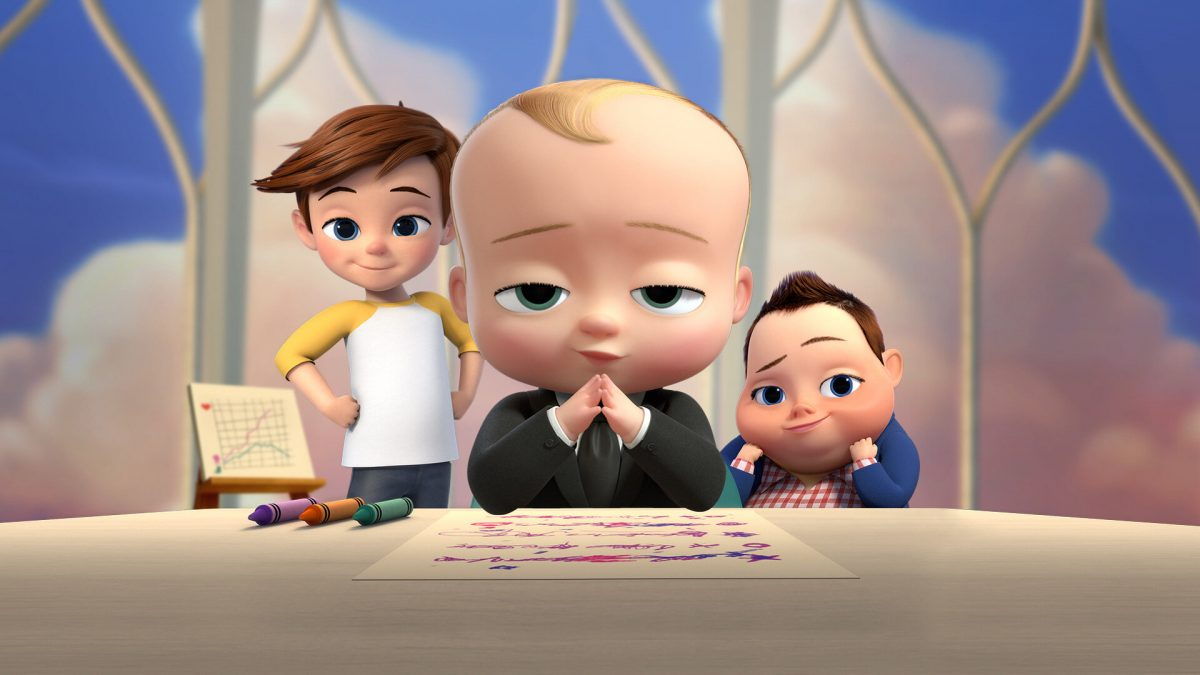 The Boss Baby Back In Business Season 5